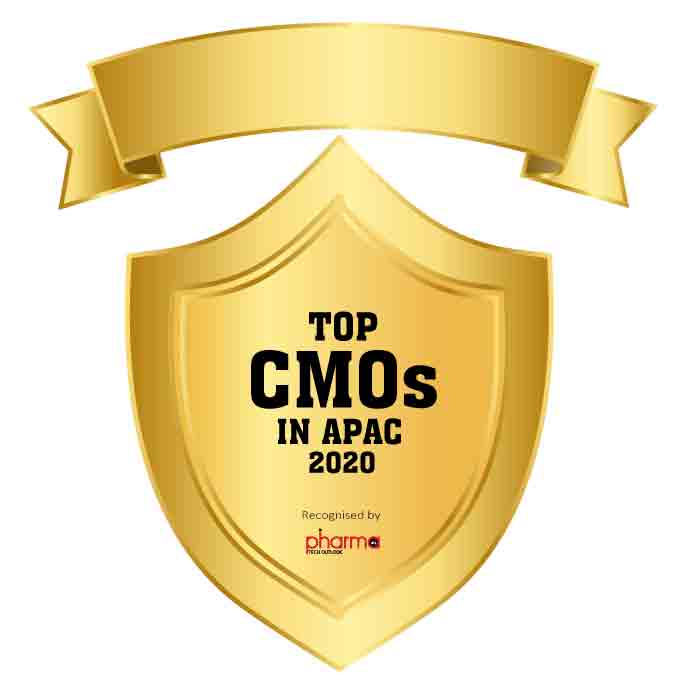 Top 10 CMOs in APAC - 2020